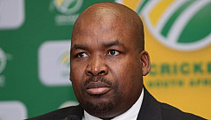 Cricket South Africa president...