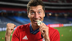 Lewandowski: I'd give myself the Ballon...