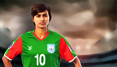Marta-inspired Sabina leading the way in Bangladesh