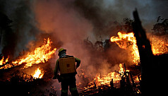 Sweat, smoke and flames: Fighting fires in the Amazon