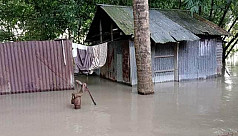 Water level in Ganges basin further...