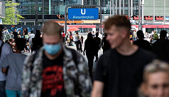 Germany records highest daily infection...
