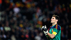 Spain and Real Madrid legend Casillas...