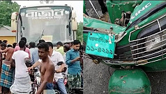 7 killed in Mymensingh road crash