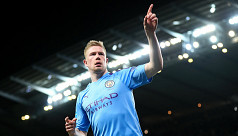 De Bruyne named Premier League Player...