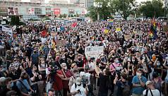 Thousands protest in Poland after LGBT activist's arrest