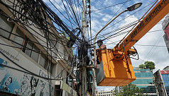 Mayor Taposh: No overhead cables in...