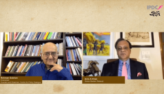 Prof Sobhan reminisces decades of service...