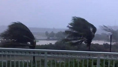 Isaias lashes US east coast with fierce winds, heavy rain