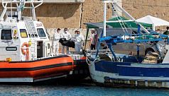 3 dead as migrant boat catches fire off Italy
