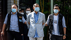 Released tycoon Lai says HK needs patient,...