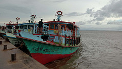 Launch services halted on Paturia-Daulatdia route due to rough weather