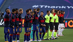 Barca players set for 122m euros salary cut