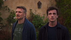 'Made in Italy' film becomes healing process for Liam Neeson and son