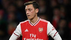 Ozil sad after squad exclusion