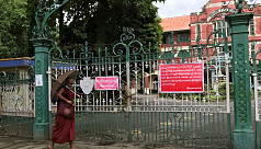 Myanmar reports biggest daily rise in...