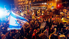 Thousands protest against Netanyahu over Covid-19 and alleged corruption