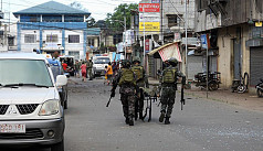 Philippine army may seek martial law return after suicide attacks