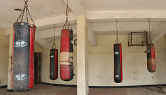 Expired boxing equipment in