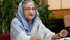 PM reiterates Bangladesh's conviction to global peace, justice