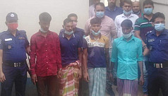 4 arrested over gang-rape of RMG workers in Gazipur