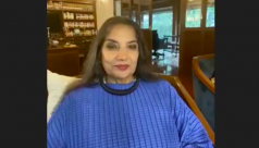 Shabana Azmi: Up Close and Personal