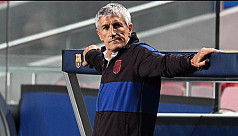 Setien: Too soon to discuss future