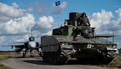Sweden beefs up Baltic Sea forces amid...