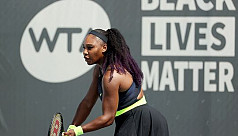Rogers stuns Serena at Top Seed Open