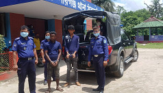 Two held over gang rape of teenagers in Thakurgaon