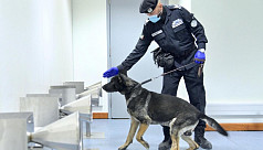 UAE's police dogs first in the world...