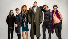 The Umbrella Academy: Classic comic book tropes presented with a wildly fresh perspective