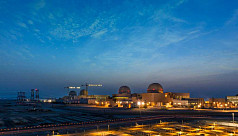 UAE launches start-up operations at first nuclear power plant