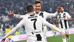 Dybala beats Ronaldo to Serie A Player of the Year