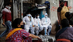Indian women on pandemic frontline strike for pay and protection