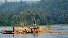 Fishing resumes in Kaptai Lake after...