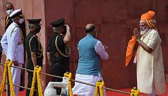 Modi warns China over border tensions