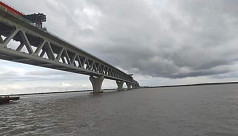 34th span of Padma Bridge