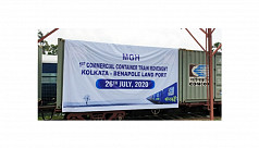 MGH operates container train service...