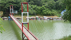 Rangamati Parjatan Complex fails to attract tourists on Eid holidays