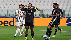 Ronaldo brace not enough as Lyon knock out Juventus