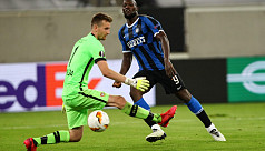 Lukaku leads Inter into Europa League semi-finals