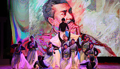 Dance drama portrays the life of Bangabandhu