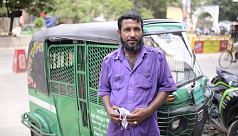 The man who survived lockdown by selling his autorickshaw