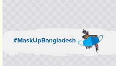 UNDP launches #MaskUpBangladesh campaign