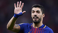 Suarez joins Atletico Madrid from...