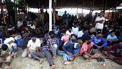 Almost 300 Rohingyas arrive in Indonesia...