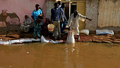 UN: Almost 830,000 people affected by Sudan floods
