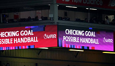 EPL has a month to decide on any handball...