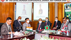 BGB-BSF DG-level talks get underway in Dhaka